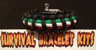 how to make a three color parcord bracelet