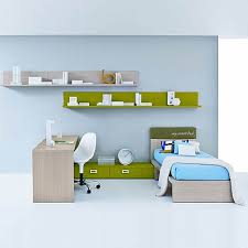 contemporary kids bedroom furniture green. Kid\u0027s Bedroom Set With Sliding Bed Green Wood By Clever Contemporary Kids Furniture R