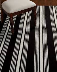geometric striped rugs