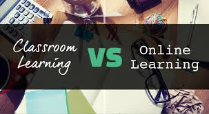 final paper online learning vs classroom learning joseph s  online vs