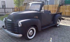 Purchase used 1951 Chevrolet 3100 Convertible Pickup Truck (Daily ...