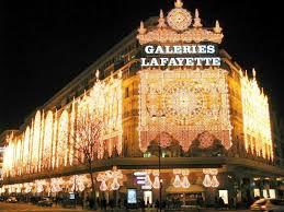 Lafayette paris läden