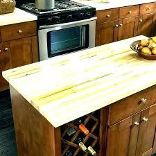 butcher lumber liquidators countertops countertop block reviews desk custom large size of office top review john boos