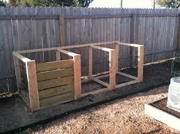 diy compost bin plans