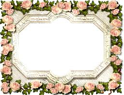 antique picture frames. Antique Rose Frame By ScrapBee Picture Frames O