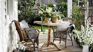 outdoor white furniture. How To Paint Wicker, Cane, Rattan And Bamboo Outdoor White Furniture