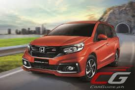 2018 honda 7 seater.  honda honda cars philippines inc refreshes the mobilio for 2018 the 7seater  multipurpose utility vehicle muv now comes with a bolder and sportier exterior  throughout 2018 honda 7 seater