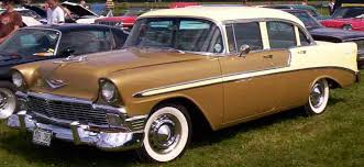 1956 belair paint colours chevy tri