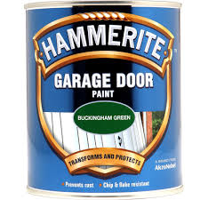 image hammerite garage door paint buckingham green 750ml 5092851