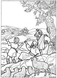Bijbelse Kleurplaten Van Pasen Throughout Bijbelse Nieuwe Testament