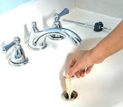 bathroom drain clogged. Bathroom Sink Clogged Drano Not Working  Stopper Unclog Drain I