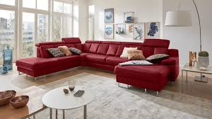 Möbel Staude Interliving Sofa Serie 4050 Wohnlandschaft