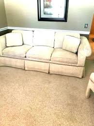 leather sofa used paper
