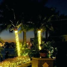 palm tree floor light rope lighted palm trees for outside tree floor lamp light outdoor lights