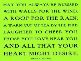 Wedding Blessing Quotes Extraordinary When Is Saint Patrick's Day Inspirational Irish Blessings St
