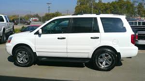 2003 Honda Pilot Ex L best image gallery #7/14 - share and download