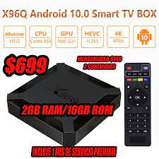 Mr. Box Tv Android TV - Photos