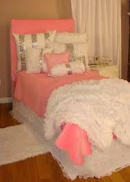 pretty pink bedding for girl bedroom best bedding so beautiful in person tween teen