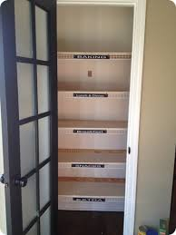 shelf covering for wire shelves irrational no more a pantry redo from thrifty decor decorating