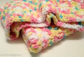 Bernat Baby Blanket Super Bulky Yarn Crochet Patterns