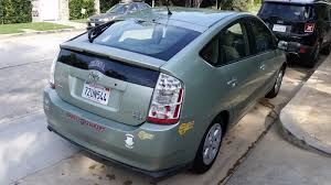 2006 Toyota Prius, 4 Dr, In Los Angeles, Green Color, Runs Great ...