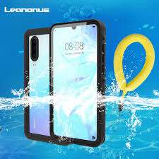 For Huawei P30 P20 Pro <b>Case</b> Clear Shockproof Hard Plastic Back ...