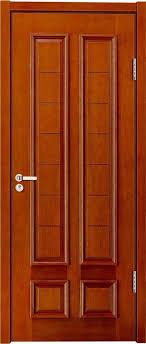 glass insert solid wood door modern wood door designs wooden doors s