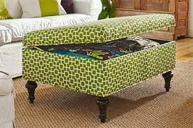 stylish coffee table storage ottoman square storage ottoman coffee table house storage solution