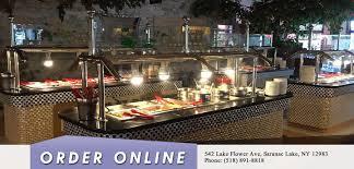 Asian buffet saranac lake ny