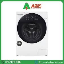 Máy giặt sấy LG Inverter 10.5 kg lồng ngang FG1405H3W1 | Chính hãng, Giá rẻ