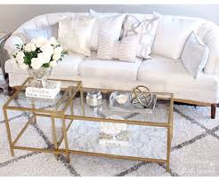 round gold glass coffee table tags fabulous gold coffee tables