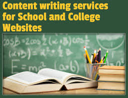 content writing services for school and college website content writing service for school college website