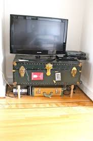 trunk tv stand. Delighful Stand Hello Iu0027m Natalie Here You Will Find A Lot Of FUN HAPPY THINGS I Share  Weekly DIY Projects In Trunk Tv Stand J