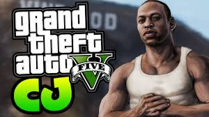"IS CJ ""CARL JOHNSON"" IN GTA 5! (Myth Busted) - YouTube"