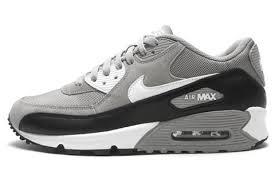 nike air max 90 black and grey black grey nike air