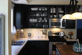 Modern Black Kitchen Cabinets Top Black Kitchen Cabinets Cabinets For Kitchen Photos Black
