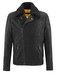 wilmslow barney taylor asymmetric biker jacket