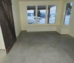Painting Interior Concrete Floors Interior Concrete Floor Sealer