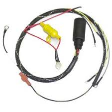wiring harnesses for mercury mariner outboards mercury 6 pin wiring harness at 1996 50elpto Wiring Harness