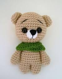 Crochet Animal Patterns Adorable Free Crochet Animal Patterns Teddy Bear Amigurumi Bears