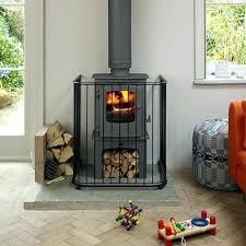 child safe fireplace screen fireplace child safety gas fireplace screen