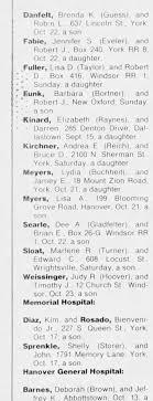 Obituary for Brenda K. Danfelt - Newspapers.com