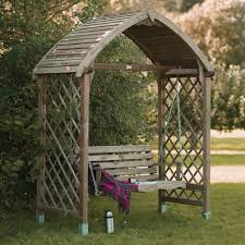 blooma barmouth wooden swing seat