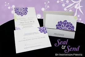 wedding invitations affordable seal n send invites rsvp card Wedding Invitations With Rsvp Cards Attached image is loading wedding invitations affordable seal n send invites rsvp wedding invitations with rsvp cards attached