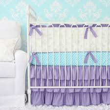 purple crib bedding suitable plus purple crib bedding sets suitable plus purple crib bedding with elephants purple crib bedding looks luxurious and