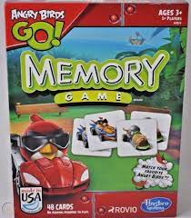 Angry Birds Go Memory Brand Game Contemporary Manufacture interstruct Toys  & Hobbies