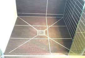 shower pan building a tile floor unique r kit custom pans diy base tray ideas showers