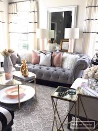 how one couch inspired a living room