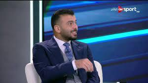 الاهلى اليوم - عماد متعب : الدوري في الملعب ؟ لو الأهلي هيكمل بالشكل ده  يبقى لأ