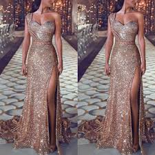 Night club elegant <b>2019 vestidos de festa</b> women sexy dresses gold ...